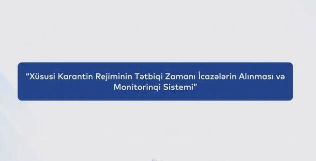 "Azerbaijan prepares video instructions on rules of using sms-permission system <span class=""color_red"">[VIDEO]</span>"