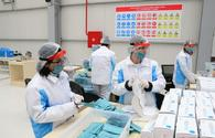 Baku Textile Factory to double production of medical masks