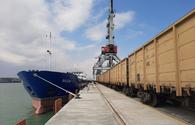 "Azerbaijan starts using feeder vessels <span class=""color_red"">[PHOTO/VIDEO]</span>"