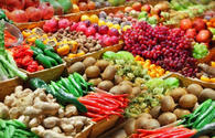 Azerbaijan exports fruits, vegetables worth $113.2 in 2020