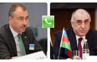 Azerbaijani FM says format and agenda of Karabakh peace talks unchanged