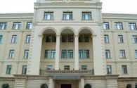 Defense Ministry: Azerbaijan thwarts Armenian attack on Karabakh conflict zone