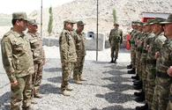 "Azerbaijani senior officials visit military units on frontline <span class=""color_red"">[PHOTO/VIDEO]</span>"