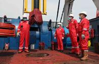 SOCAR starts drilling new well at Umid gas field