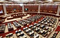 Azerbaijan's Parliament ratifies international documents