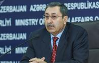 MFA: Agreement with Iran on construction of two hp stations based on Azerbaijan's territorial integrity