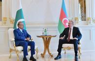 Azerbaijani, Pakistani presidents had phone conversation