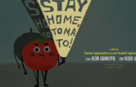"&quot;Stay Home, Tomato!&quot; short animation to be screened at IMAGINE Euro Tolerance Festival 2020 <span class=""color_red"">[PHOTO/VIDEO]</span>"