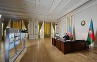 "President Aliyev, CISCO representatives hold video conference <span class=""color_red"">[UPDATE]</span>"