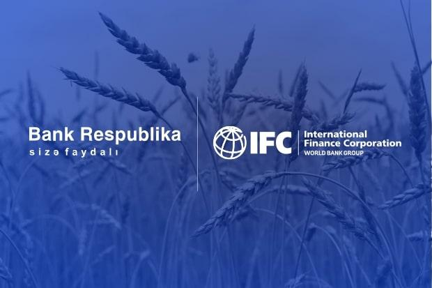 Bank Respublika, IFC sign loan agreement to stimulate agriculture