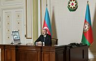 "President Aliyev, Signify company executives hold videoconference <span class=""color_red"">[UPDATE]</span>"