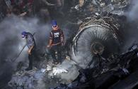 Death toll from Pakistan airliner crash 97, black box found