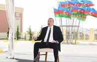 "President Aliyev urges phased settlement of Nagorno-Karabakh conflict <span class=""color_red"">[UPDATE]</span>"