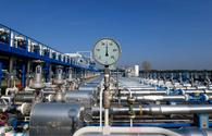 Azerbaijan increases gas export to Turkey in Q1