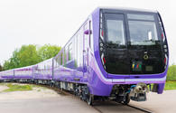 Baku metro purchases new trains
