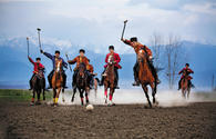 Chovqan. Azerbaijan's thrilling polo game