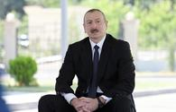 "President Aliyev says Azerbaijan is in its most independent, strong period <span class=""color_red"">[PHOTO]</span>"