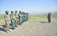 "Senior Border, Prosecutor officials visit Gazakh border with Armenia <span class=""color_red"">[PHOTO]</span>"