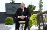 "President Aliyev says fight against corruption, shadow economy yielding results <span class=""color_red"">[PHOTO]</span>"
