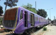 Baku metro purchases four more trains