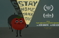 "&quot;Stay Home, Tomato!&quot; short animation joins Quarantine Film Challenge <span class=""color_red"">[VIDEO]</span>"