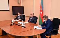 "MFA: Azerbaijan supports two-state solution of Israeli-Palestinian conflict <span class=""color_red"">[PHOTO]</span>"