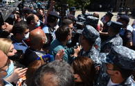 Armenian police detains 154 people during protests across Yerevan