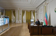"President Aliyev says economic growth, diversification among Azerbaijan's priorities <span class=""color_red"">[UPDATED]</span>"