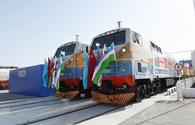 "Azerbaijan Railways' subsidiary starts transporting new type of cargo along BTK railway <span class=""color_red"">[PHOTO]</span>"