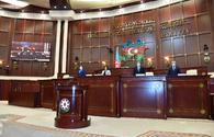 Azerbaijani parliament approves bill on 2019 budget fulfillment