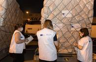 "EU, WHO send medical supplies to Azerbaijan amid COVID-19 <span class=""color_red"">[PHOTO]</span>"