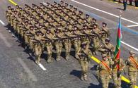 "Azerbaijani Army takes part in military parade held in Moscow <span class=""color_red"">[PHOTO]</span>"