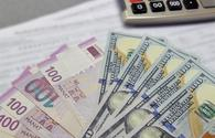 Azerbaijani currency rates for June 2