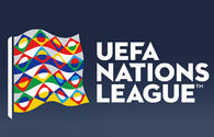 Post-pandemic fixtures of Azerbaijani national team in UEFA Nations League revealed