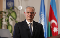 UN official appeals to Azerbaijanis over COVID-19