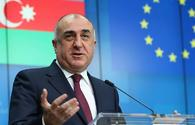 Azerbaijani FM talks policy objects for Eastern Partnership