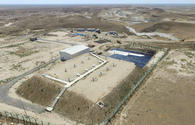 """Azersu builds new main water supply pipeline in Neftchala <span class=""""color_red"""">[PHOTO]</span>"""