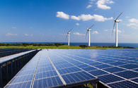 Azerbaijan to increase share of renewables in electricity generation