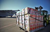 "Turkey sends humanitarian aid to Azerbaijan over COVID-19 <span class=""color_red"">[PHOTO]</span>"