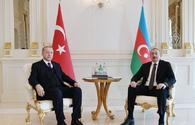 Azerbaijani,Turkish leaders express solidarity in fight against COVID-19