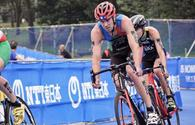 National triathlete wins silver in Ukraine