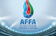 New appointments for referees in Azerbaijan