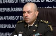 Defense Ministry: Azerbaijani army didn't use Grad system