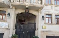 Azerbaijani embassy issues statement on use of Serbian-made weapons by Armenia