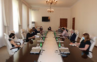 "WHO mission assesses COVID-19 situation in Azerbaijan <span class=""color_red"">[PHOTO]</span>"