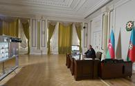 "President Aliyev chairs meeting on water management situation <span class=""color_red"">[UPDATE]</span>"