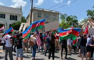 Armenian hate groups target Azerbaijanis in Los Angeles