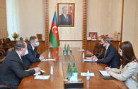 Envoy: Palestine supports Azerbaijan's territorial integrity
