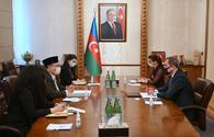"FM thanks Indonesia for firm support for Azerbaijan's territorial integrity <span class=""color_red"">[PHOTO]</span>"