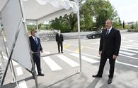 "President Aliyev inaugurates new projects in Ismayilli <span class=""color_red"">[UPDATE]</span>"